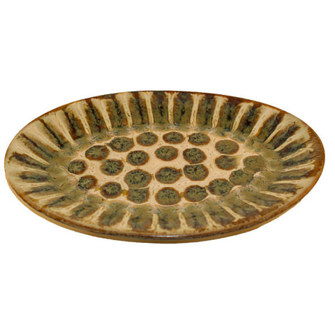 Avalon Small Oval Platter - TheMississippiGiftCompany.com