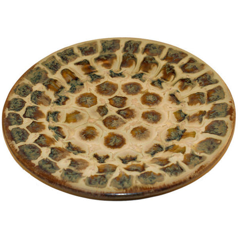 Avalon Bread Plate - TheMississippiGiftCompany.com