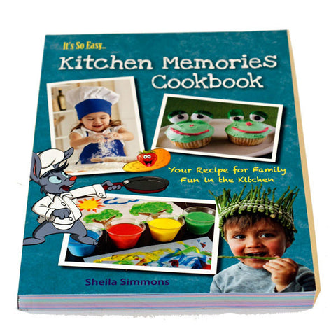Kitchen Memories Cookbook - TheMississippiGiftCompany.com