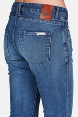 Stretch Denim Slim Cut - Medium Wash