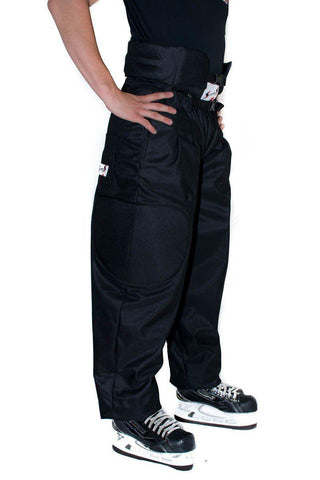 Custom Steven's Pro Padded Hockey Referee Pants