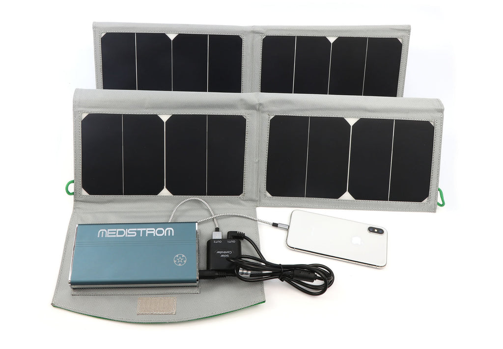 Pilot-12 Lite and Pilot-24 Lite Solar Panel Charger