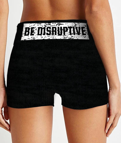 Disrupt With Love Open Bottom Sweatpants