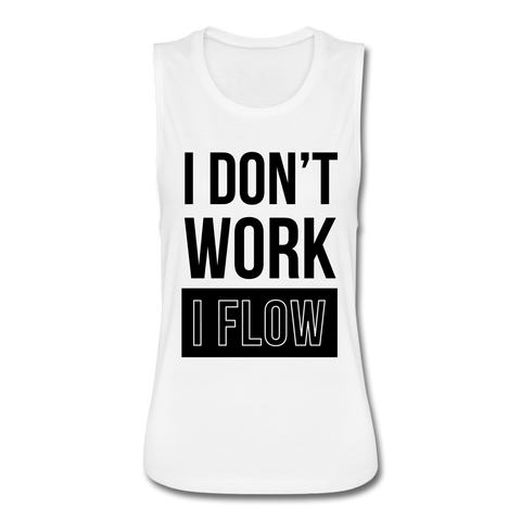 Disruptive Goddess Ladies' Flowy Muscle Tank