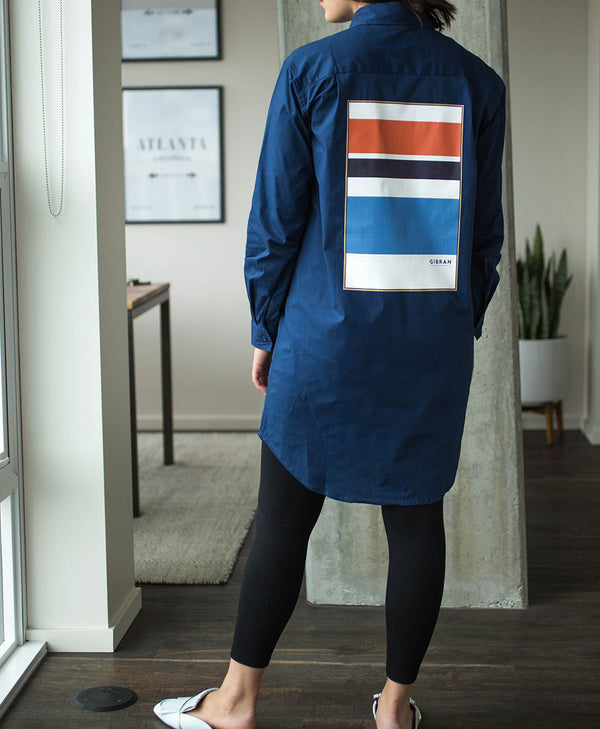 Amsterdam Shirt Dress