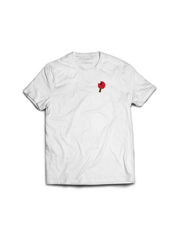Rally Ping Pong White Tee