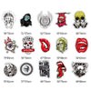 "Image of 50 PCS ""The Dead"" Theme Waterproof Stickers"