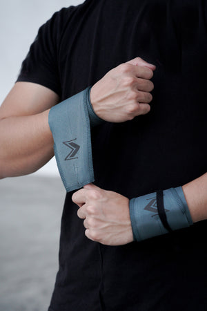 Classic Stone Wrist Wraps - Modern Vision