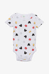 Mickey Mouse Short-Sleeved Bodysuit