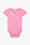 Hello Kitty Short-Sleeved Bodysuit