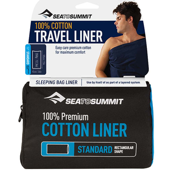Sea To Summit - 100% Cotton Liner