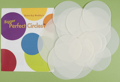 Bigger Perfect Circles - Karen Kay Buckley - Perfect circles-Mylar Circle Templates