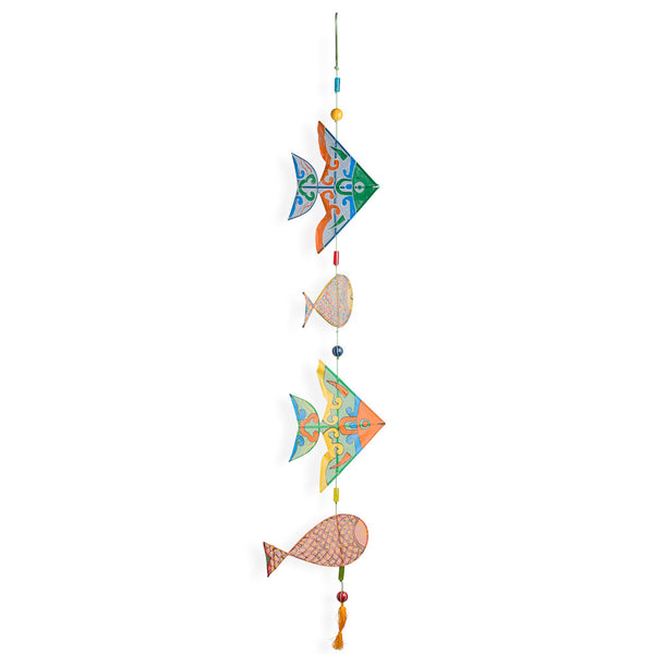 Fish Cloth Hanging