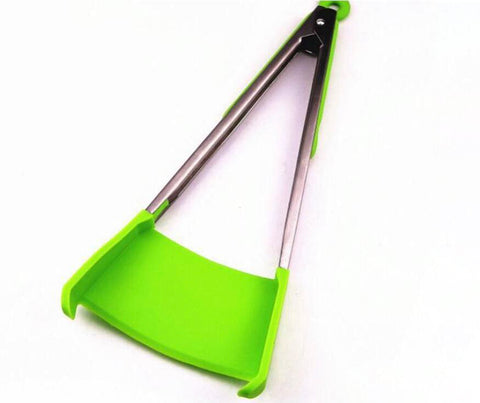 Spatula Tongs 2-in-1 - 2pc