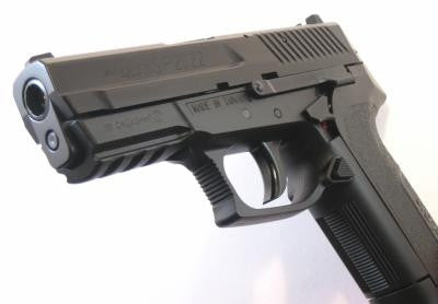 KWC SP2022 CO2 Gas Pistol (Non-Blowback)