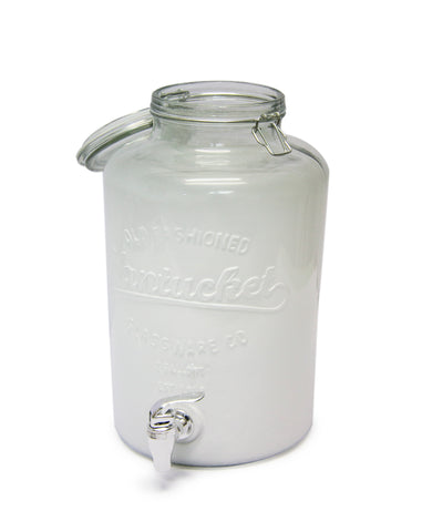 Fine Living - Vivant Beverage dispenser - White Frosting