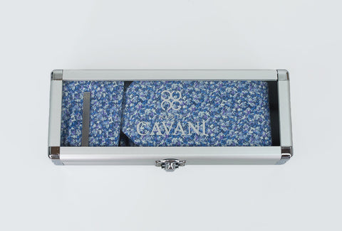 No.5 Blue Tie Gift Set