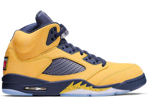 Air Jordan 5 Retro Michigan
