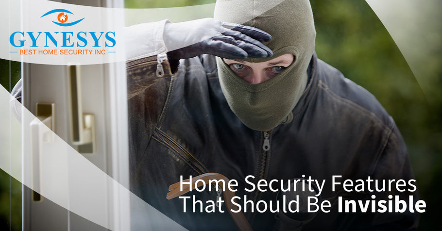 Home Security Features That Should Be Invisible