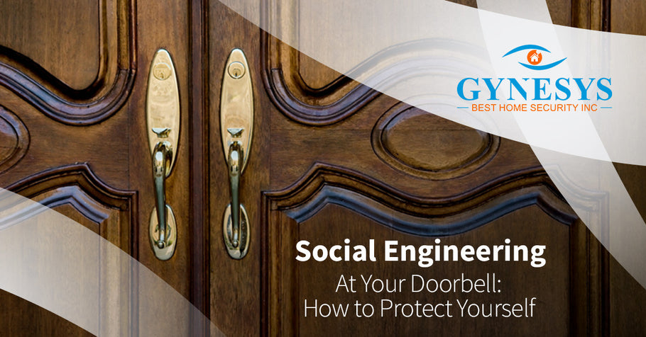 Social Engineering at Your Doorbell: How to Protect Yourself