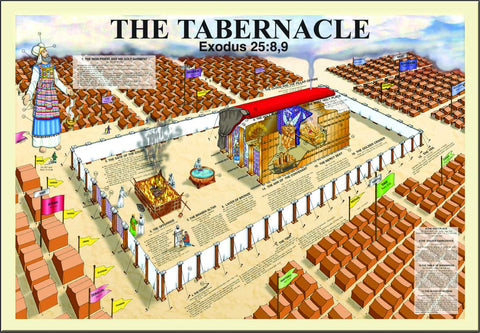 12180 The Tabernacle Poster