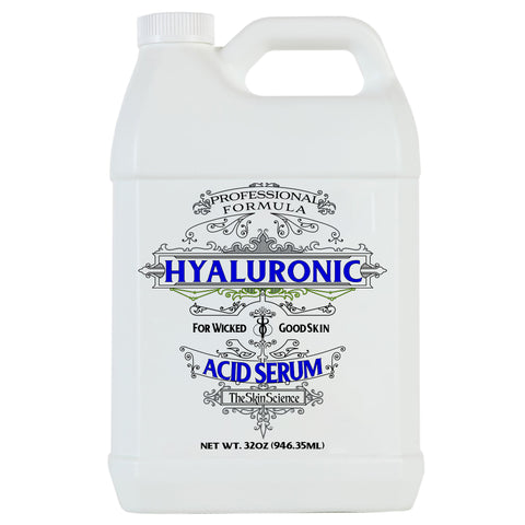 Bulk Hyaluronic Acid - Professional Strength and 100% Pure - The Skin Science