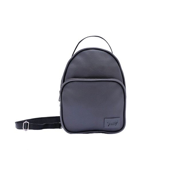 GLITCH ONLINE MINI MOCHILA SHOULDER BAG TINA PU PRETO