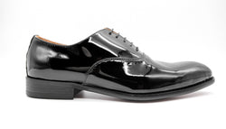 Dej Black Patent Oxford