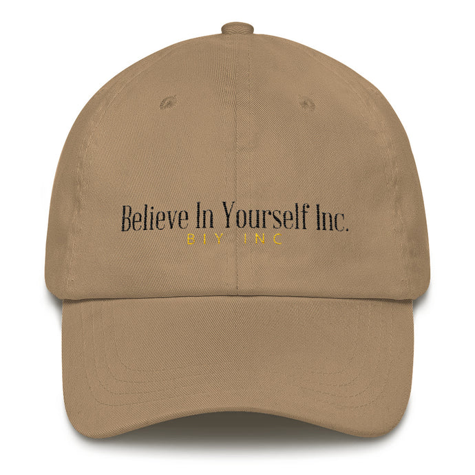 Believe In Yourself Dad hat name