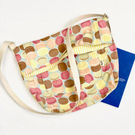 Sleepover Bag, Bag for Market, Market Hobo Cross-body