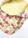 Big Travel Bag, Sleepover Bag, Bag for Market, Market Hobo Cross-body