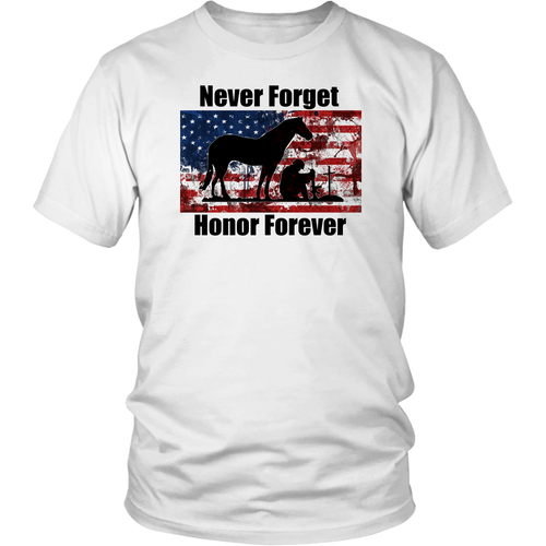 HONOR FOREVER - MEN'S T-SHIRT