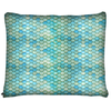 Image of Mermaid Scales Beach Ocean Dog Bed