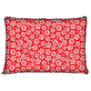 Image of Hawaiian Hisbicus Flower Pattern Dog Bed