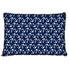 Image of Nautical Coastal Anchor Dog Pet Bed