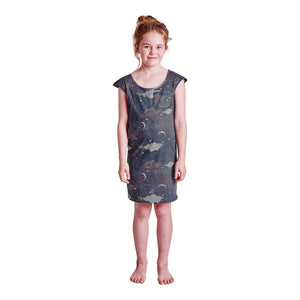 Starry Night Short Sleeve Nightie