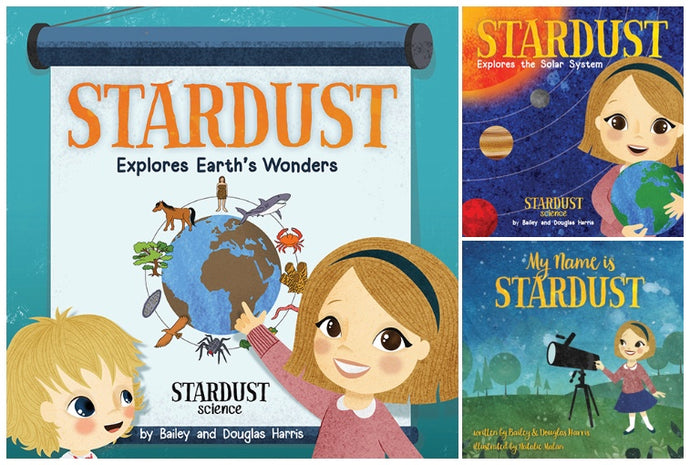 Stardust Book Series (Autographed)