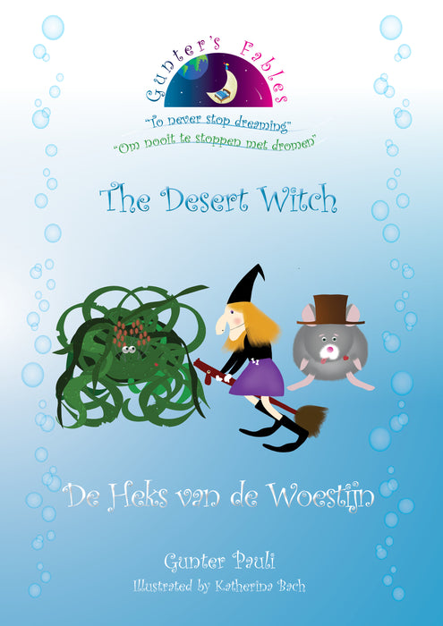 11: The Desert Witch | Dutch & English