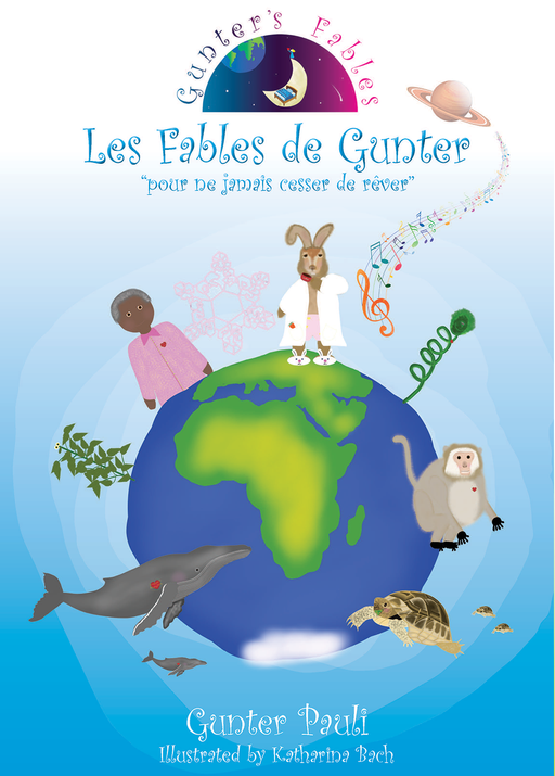 Gunter's Fables 5 Stories (Special Edition) | English - French | Digital