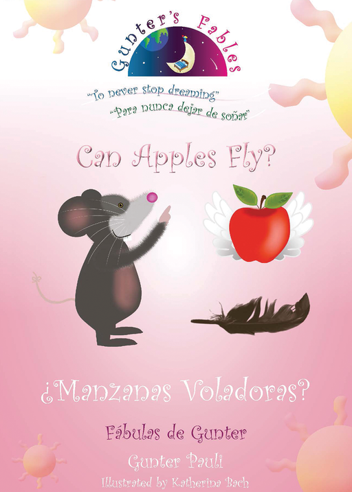 Can Apples Fly? / Manzanas Voladoras? | English - Spanish | Digital