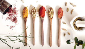 Spices in skincare. Why?