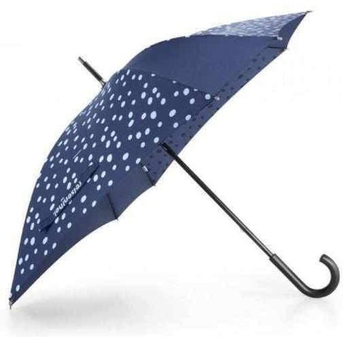 Umbrella Spots navy - Risenthel-Reisenthel-Paraply-Stilsäkert.se