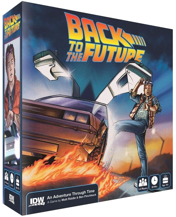 Back to the Future, Board Game