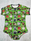 Short Sleeve Lil Farmer Onesies Sizes xs-4x * New Size Chart *