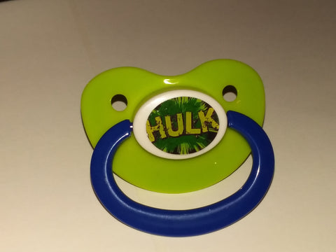 Hero Green pacifier cp539