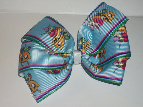 Adventure Boutique Hair Bow HB389