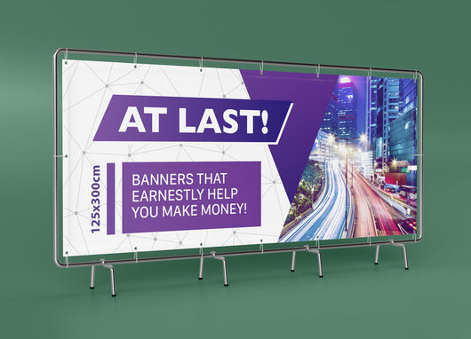 Banners-Earnest Print