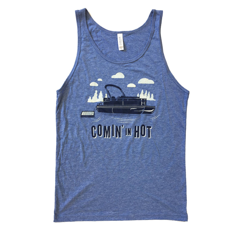 Comin' In Hot - Tank Top- Sale Color - Northmade Co