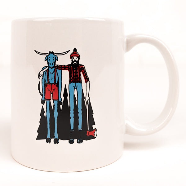 Paul + Babe Mug - Northmade Co