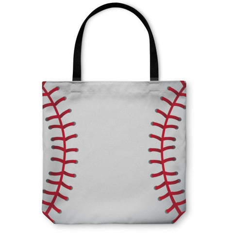 Baseball Tote Bag- Free Shipping